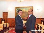 Vietnam delighted with Cambodia ties: Party official