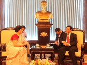 Vietnam, India agree to bolster strategic partnership