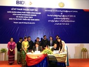 Vietnamese, Myanmar banks sign cooperation document