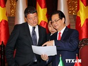 VN, Italy aim for 5 billion USD in trade by 2016