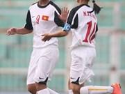 Vietnam thrash Cambodia 8-0 in AFC U14 girls' opener