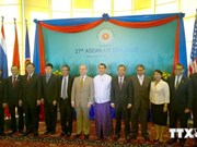 Vietnam attends 27th ASEAN-US Dialogue