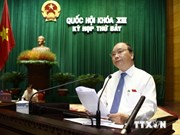 Deputy PM offers national update