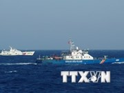Chinese fishing ships intentionally intercept Vietnamese boats