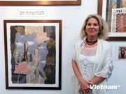 Vietnamese art introduced in London