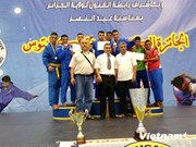 Vietnamese martial arts featured at Algerian tournament