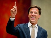 Dutch PM Mark Rutte to visit Vietnam