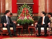 Netherlands wants to boost ties with Vietnam