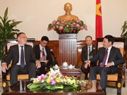 Germany to maintain financial support to Vietnam