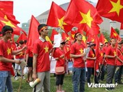 Vietnamese in Japan, Laos ask China to withdraw illegal rig