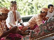 Indonesia eyes huge jump in tourism