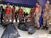 More boat sinks off Malaysia