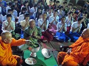 Tra Vinh asks for moon worshipping festival recognition
