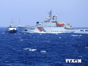 Australian senator calls on East Sea parties to comply with int'l law