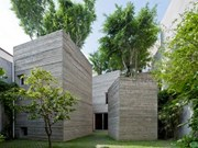 Vietnam wins global architecture award