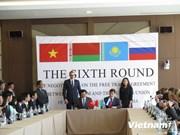 Vietnam-Customs Union FTA talks progress
