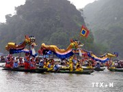 Trang An recognised as world heritage site
