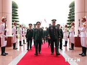 VN, Philippines' armies bolster cooperation
