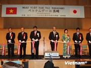 Vietnam Day held in Nagasaki, Japan