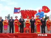 New int'l border gates to boost Vietnam-Laos cooperation