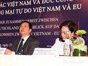 Business forum examines Vietnam-Germany economic ties prospects