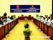 Vietnam shares State budget management with Laos