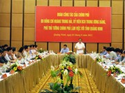 Deputy PM urges Quang Ninh to lead investment environment