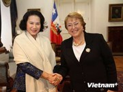 Chilean leaders pledge closer ties with Vietnamese NA