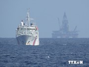 Chinese drilling rig pulled out of Vietnam's waters