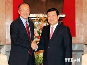 WB President pledges continued help to Vietnam