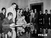 Seminar marks 60 years of Geneva agreement