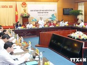 Steering board talks preparations for IPU-132