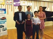 Prizes go to young Vietnamese pianists at int'l competition