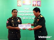 Cambodia assists in searching for Vietnamese soldiers' remains