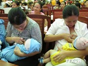 Breastfeeding protects more children from infectious diseases
