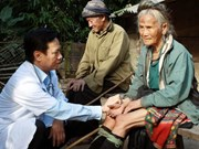 Programme to improve health care for elderly