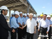 Party chief hails Thanh Hoa for socio-economic achievements