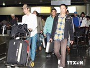 Many Vietnamese workers in Libya to return home