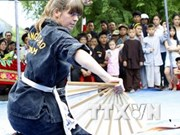 Int'l festival looks to encourage martial arts preservation