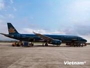 Vietnam Airlines, India's Jet Airways offer more flight options