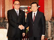 Vietnam values traditional ties with DPRK: President