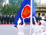 Hanoi raises flags to mark ASEAN founding anniversary
