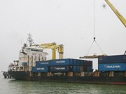 Da Nang port handles record volume of containers