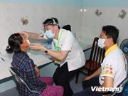 Taiwanese doctors give free check-ups to Dong Nai's poor