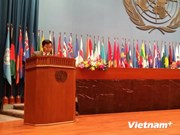 Vietnam highlights regional connectivity at ESCAP session