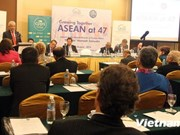 Malaysia takes active part in setting up ASEAN Community
