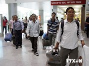 Vietnamese workers in Libya airlifted via Egypt