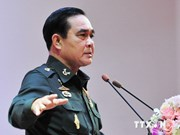 Thailand sets date for new PM vote