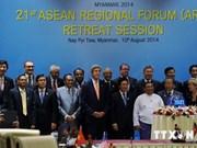 21st ASEAN Regional Forum issues Chairman's Statement