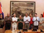 Chief of General Staff welcomes Cuban guests